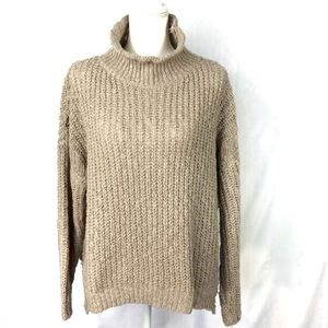 POL Distressed Cozy Sweater